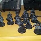 Infanteristen + Kommandotrupp