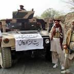 Humvees Taliban